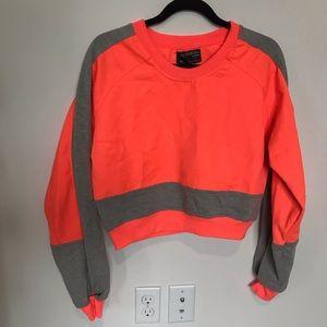 Tops - Without Walls Catie colorblock sweatshirt S